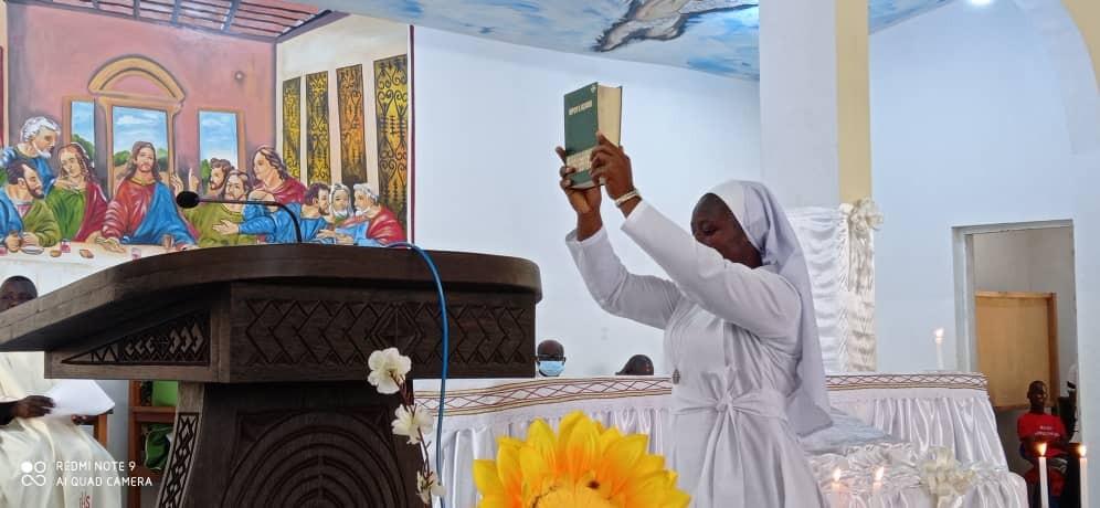 Ouverture mois de la Bible