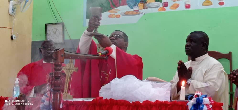 Confirmations a kinzao mvuete 18