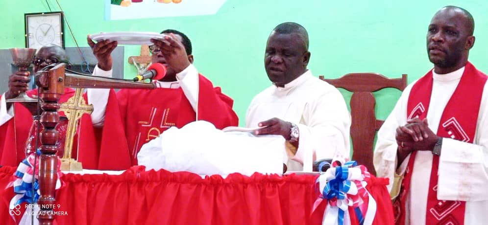 Confirmations a kinzao mvuete 20