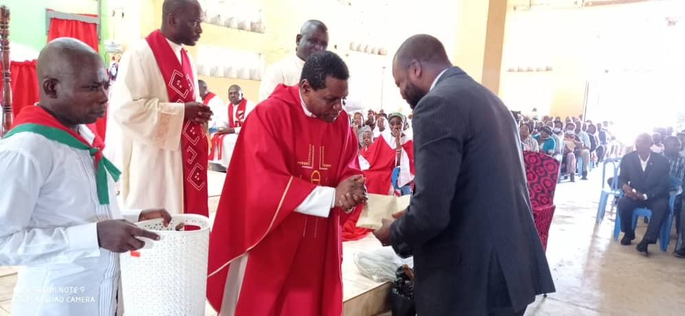 Confirmations a kinzao mvuete 30