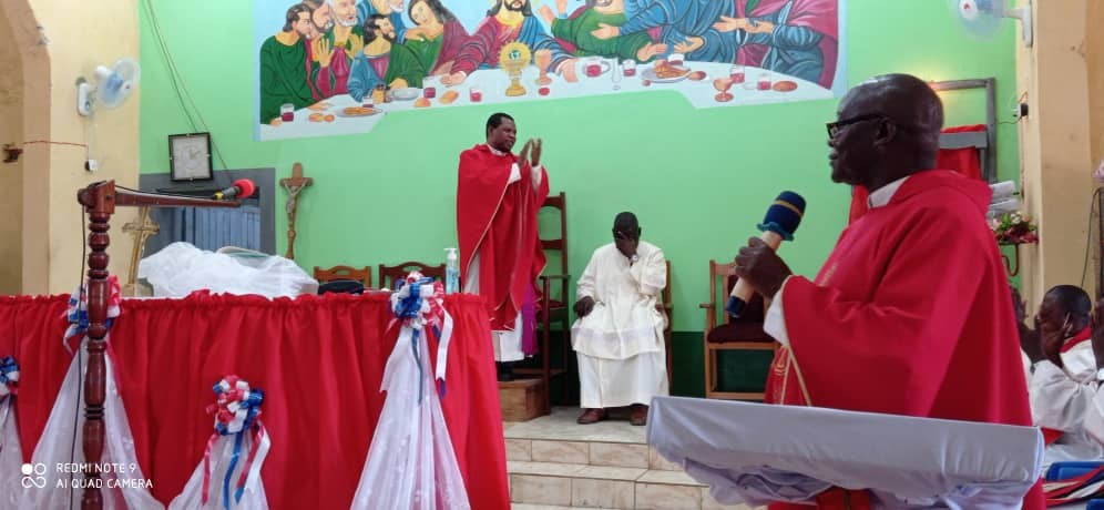 Confirmations a kinzao mvuete 8