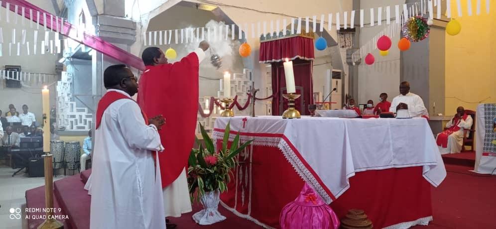 Confirmations a la cathedrale de matadi 12