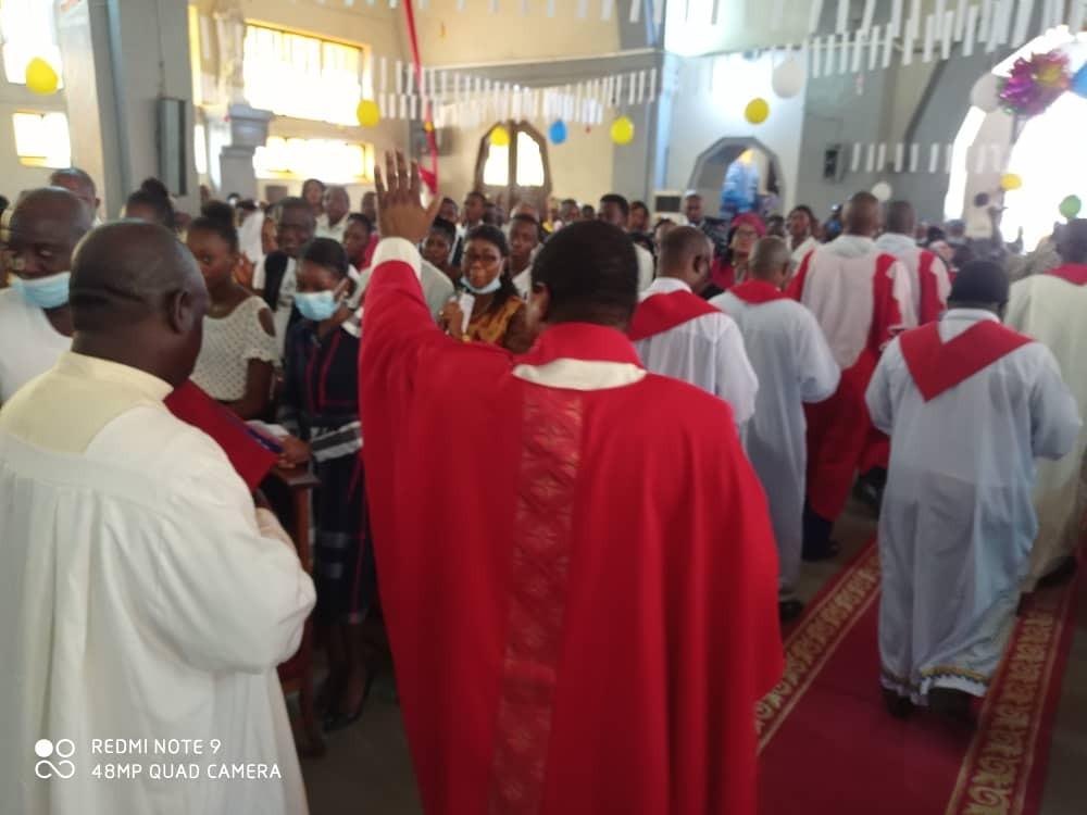 Confirmations a la cathedrale de matadi 30