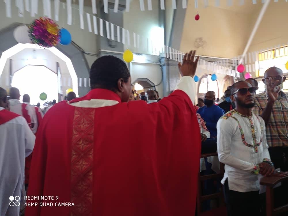 Confirmations a la cathedrale de matadi 31