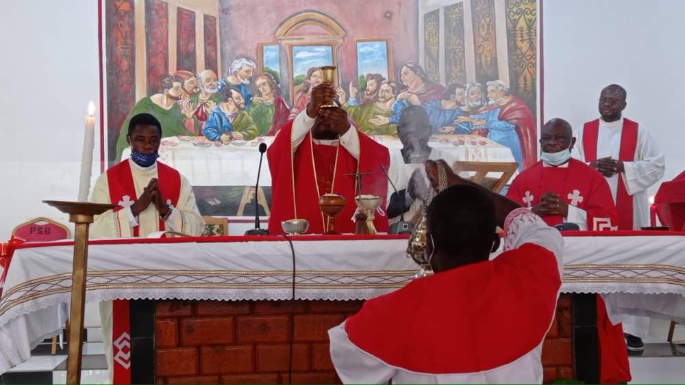 Confirmations sainte bernadette soyo 1 12