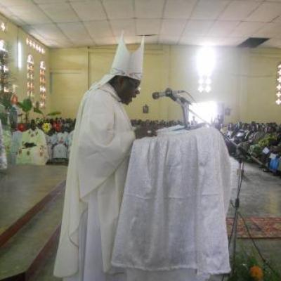 Visite pastorale Christ-Roi