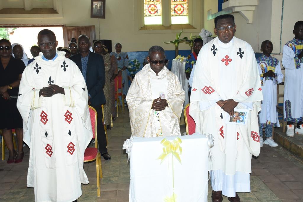 Jubilé Abbé Nkiambi 17