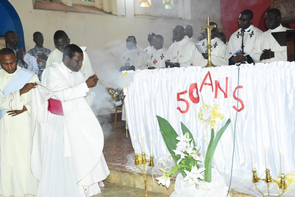 Jubilé Abbé Nkiambi 19