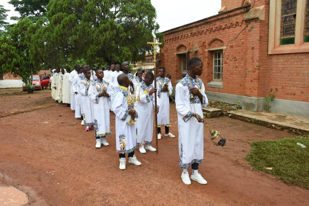 Jubilé Abbé Nkiambi 2