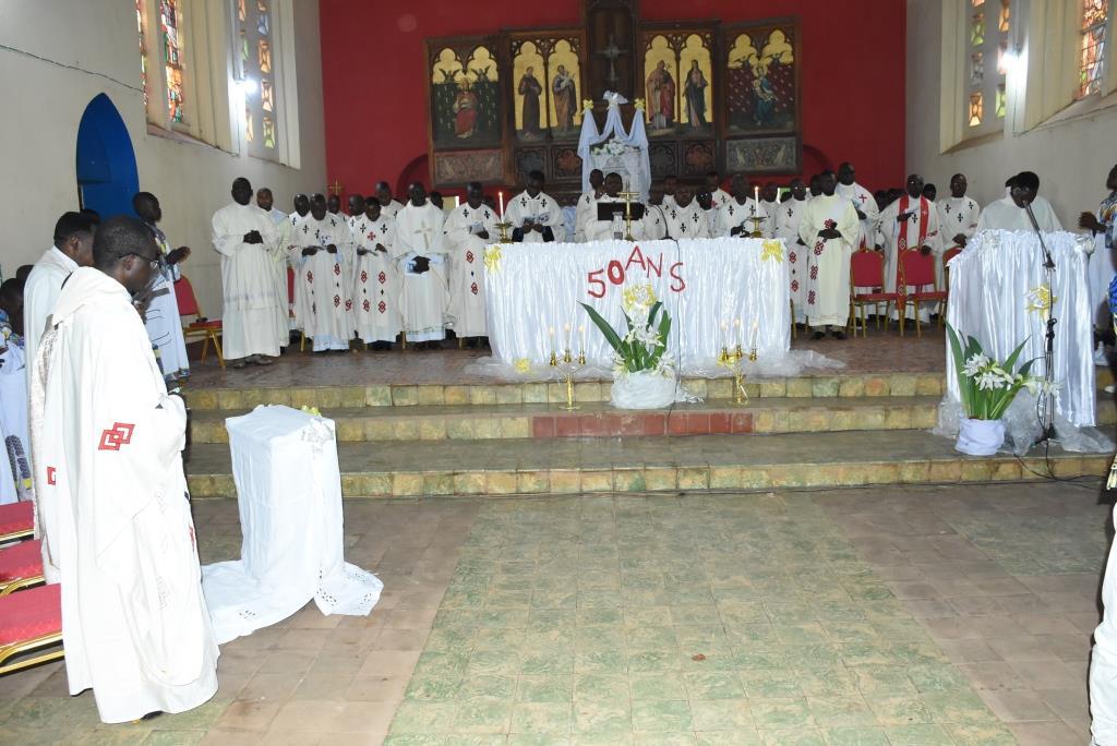 Jubilé Abbé Nkiambi 21
