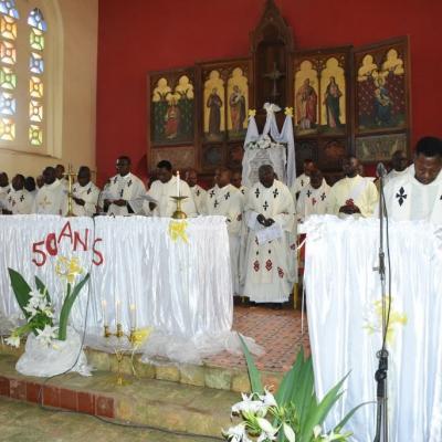 Jubilé Abbé Nkiambi 32