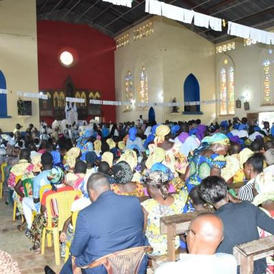 Jubilé Abbé Nkiambi 54