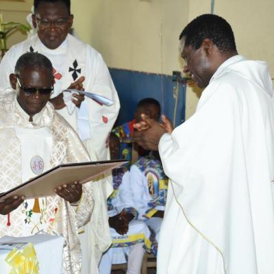 Jubilé Abbé Nkiambi 57