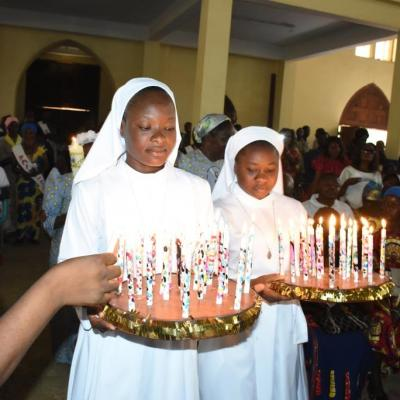 Jubilé Abbé Nkiambi 60