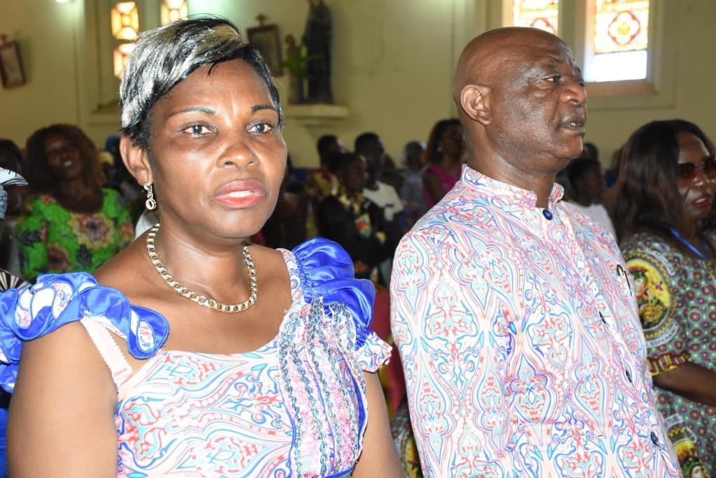 Jubilé Abbé Nkiambi 82