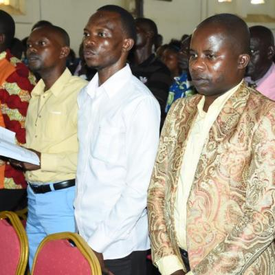 Jubilé Abbé Nkiambi 83