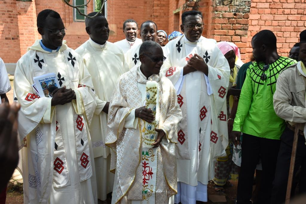 Jubilé Abbé Nkiambi 85