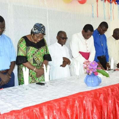 Jubilé Abbé Nkiambi 88