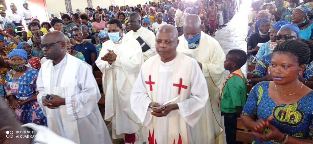 Messe du dimanche de la misericorde divine 1