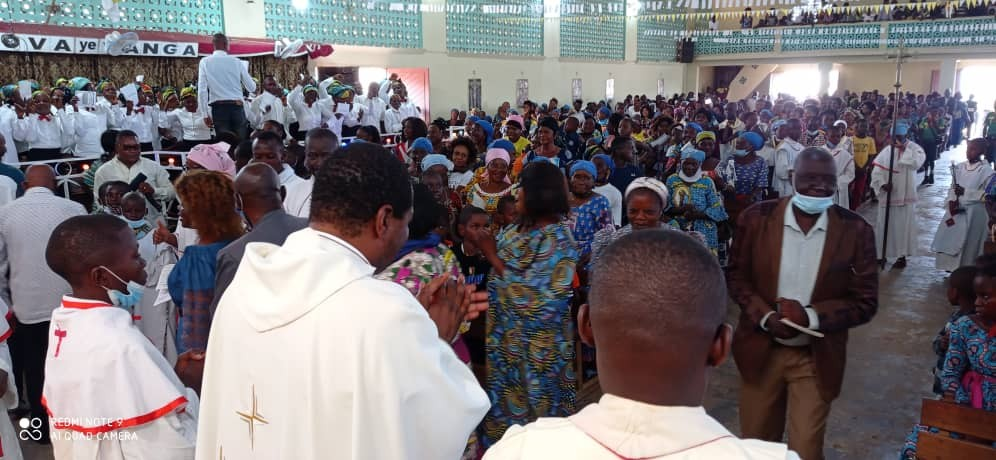 Messe du dimanche de la misericorde divine 13