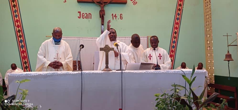 Messe du dimanche de la misericorde divine 15
