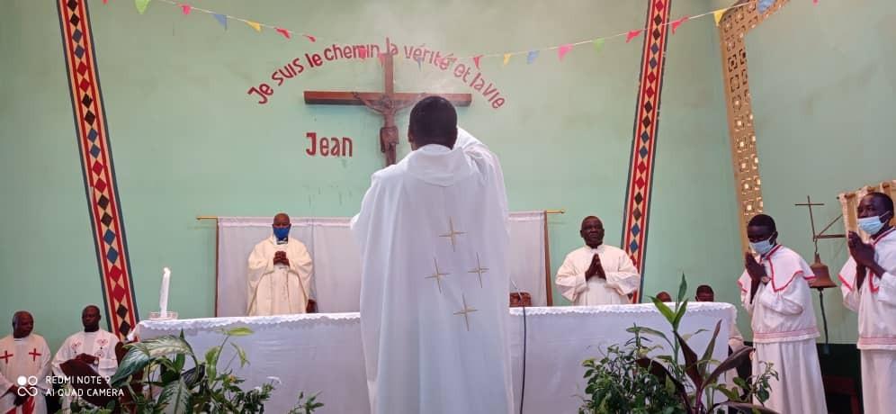 Messe du dimanche de la misericorde divine 2