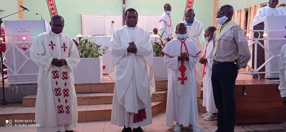 Messe du dimanche de la misericorde divine 9