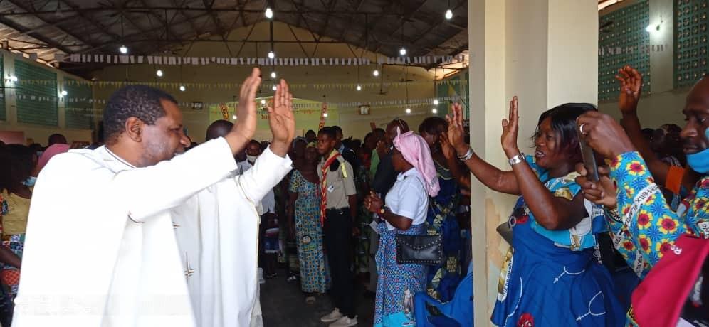 Messe du dimanche de la misericorde divine