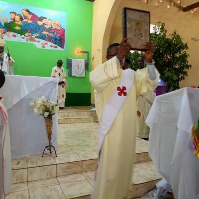 Messe de Noel 2019 à Kinzao-Mvuete