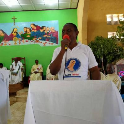Noel Kinzao Mvuete  40