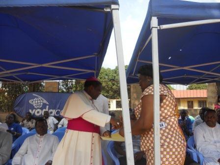 Ouverture du Centre de santé St Antoine à Loma (10)