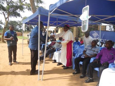 Ouverture du Centre de santé St Antoine à Loma (12)