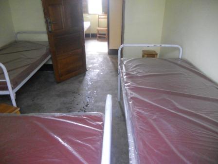 Ouverture du Centre de santé St Antoine à Loma (26)