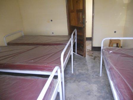 Ouverture du Centre de santé St Antoine à Loma (27)