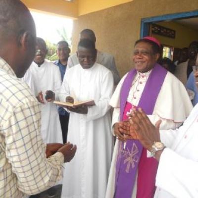 Inauguration Centres de Santé à Mbanza-Ngungu/Loma