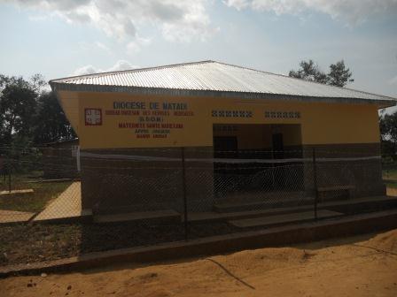Ouverture du Centre de santé St Antoine à Loma (6)
