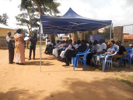 Ouverture du Centre de santé St Antoine à Loma (9)