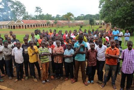 Visite canonique de Mgr Daniel Nlandu à Kibula (128)