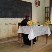 Visite canonique de Mgr Daniel Nlandu à Kibula (2)