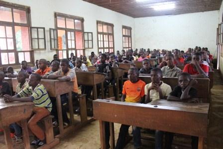 Visite canonique de Mgr Daniel Nlandu à Kibula (4)