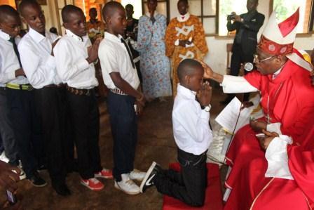 Visite canonique de Mgr Daniel Nlandu à Kibula (49)