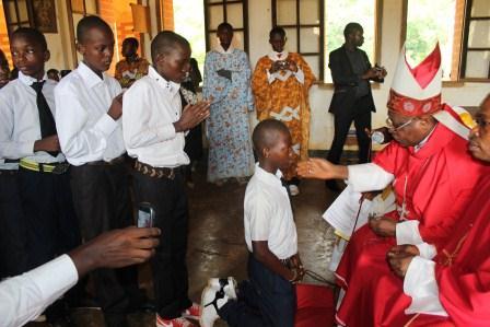 Visite canonique de Mgr Daniel Nlandu à Kibula (50)