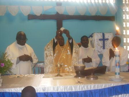Visite de Mgr Daniel Nlandu à Mindouli (6)