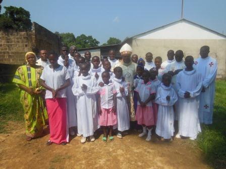 Visite de Mgr Daniel Nlandu à Mindouli (9)