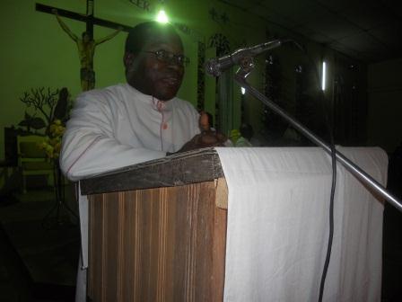 Visite pastorale de Mgr Daniel Nlandu à Christ-Roi (10)