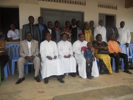 Visite pastorale de Mgr Daniel Nlandu à Christ-Roi (110)