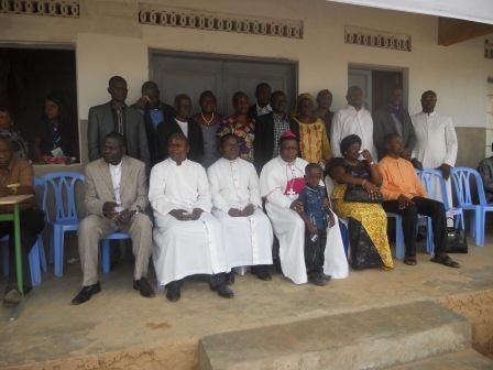 Visite pastorale de Mgr Daniel Nlandu à Christ-Roi (111)
