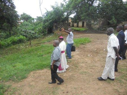 Visite pastorale de Mgr Daniel Nlandu à Christ-Roi (17)