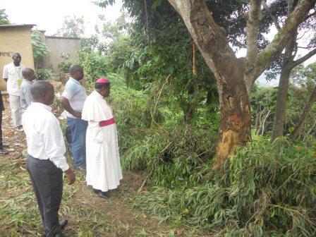 Visite pastorale de Mgr Daniel Nlandu à Christ-Roi (18)