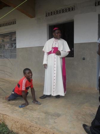 Visite pastorale de Mgr Daniel Nlandu à Christ-Roi (22)